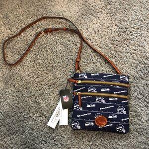 Dooney and Bourke Seattle Seahawks Bag
